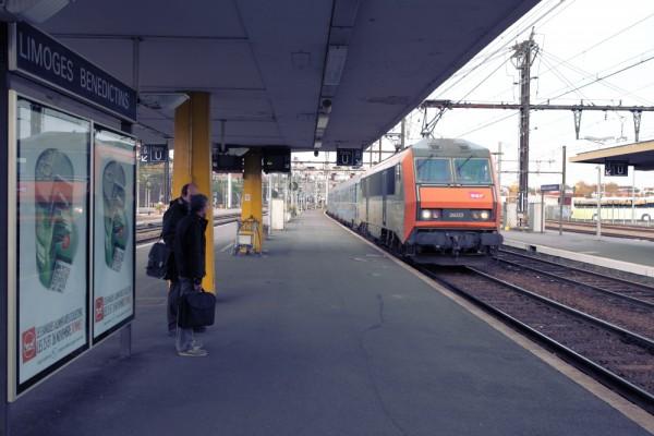 Teoz BB26033 à Limoges